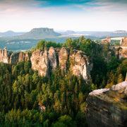 Raus aus dem Büro-Alltag, rein in die Berge und in die Natur…